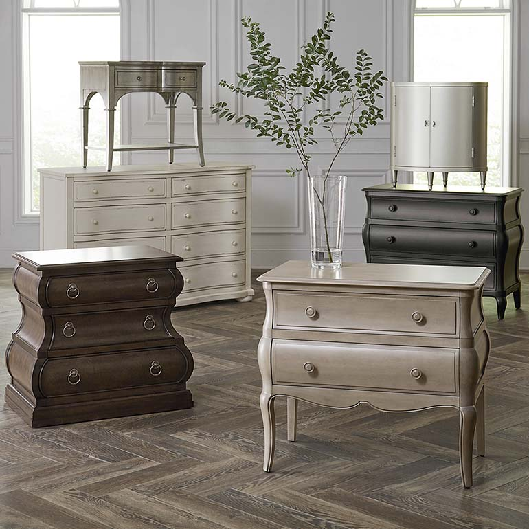 HGTV Design Studio by Bassett Classic Furniture Collection