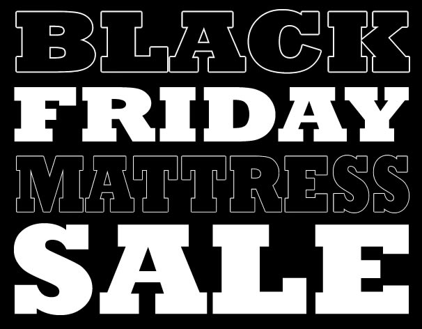 Black Friday Mattress Savings Event