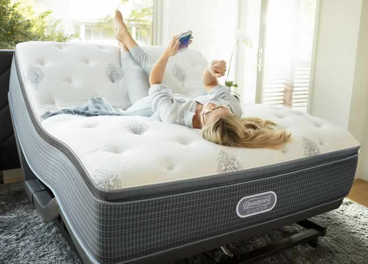 Beautyrest Silver Mattress