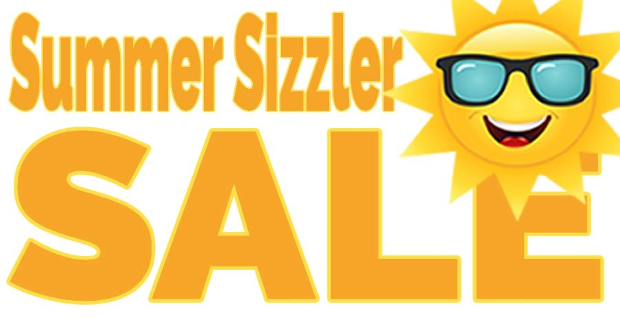 Summer Sizzler Sale
