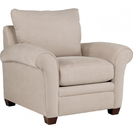 Natalie Chair and Ottoman