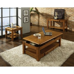 Nelson Oak Occasional Table Collection