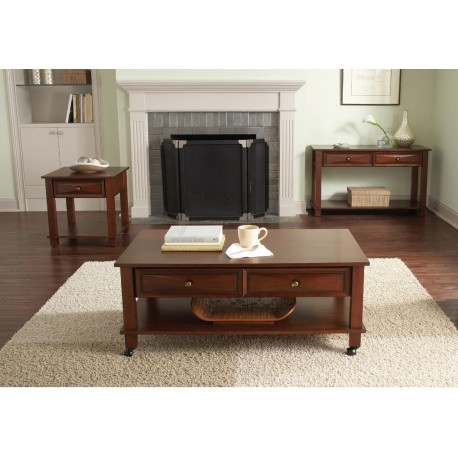 Mason Cherry Occasional Table Collection