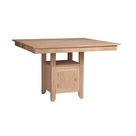 John Thomas Select Gathering Table w/ Storage Base