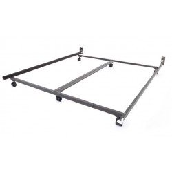 Queen/King Low Profile Bed Frame