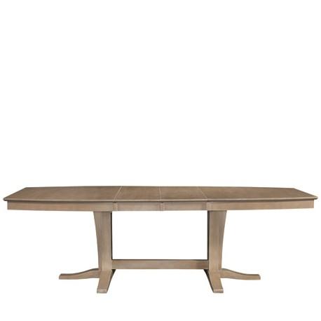 """John Thomas Select Siena 48"""" Pedestal Table w/ 36"""" Base"""