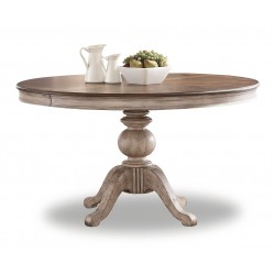 Plymouth Round Pedestal Table