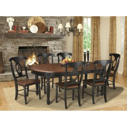 British Isles 7pc. Dining Set