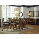 Ozark Gathering Table Dining Set