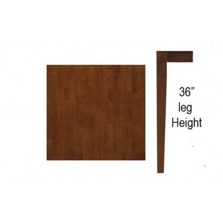 Build Your Own High Dining Leg Table