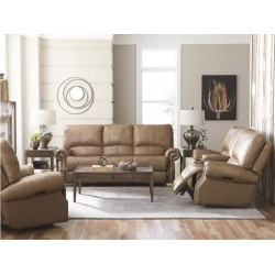 Prescott Power Reclining Sofa Collection
