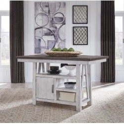 Farmhouse Counter Height Gathering Table