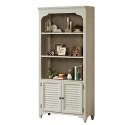 Myra Bunching Bookcase - Paperwhite
