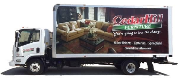 Delivery Setup Cedar Hill Furniture, Cedar Hill Furniture