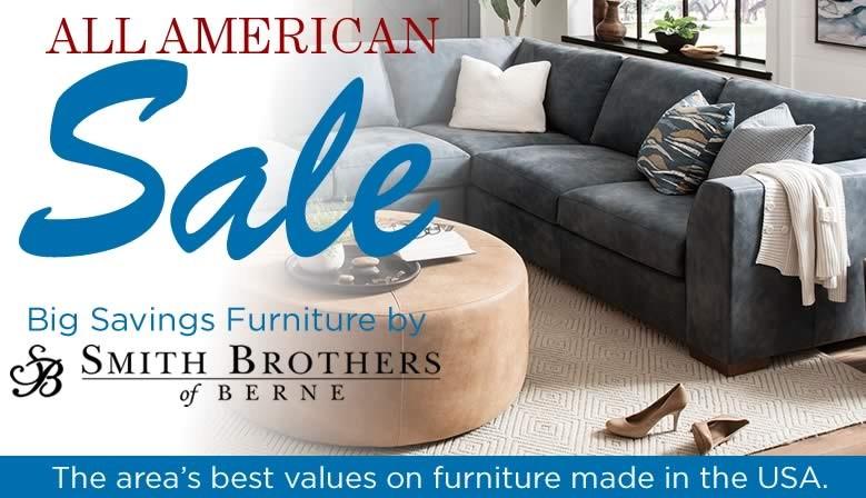 All American Furniture Sale