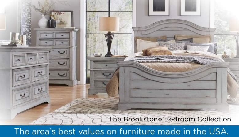 The Brookstone Bedroom Collection